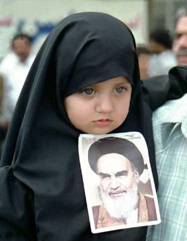 نسل خمینی ...